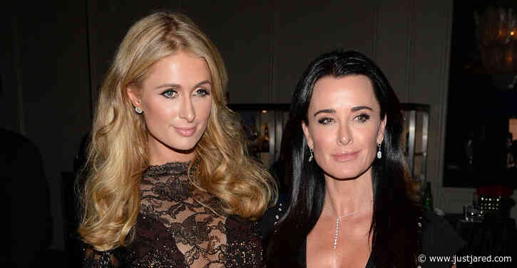 Kyle Richards Says Her Family Was 'Devastated' by Paris Hilton's Sex Tape