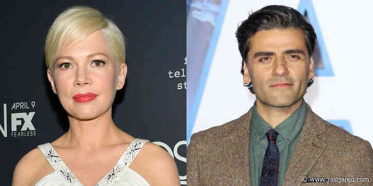 Michelle Williams & Oscar Isaac Will Star in an HBO Limited Series!