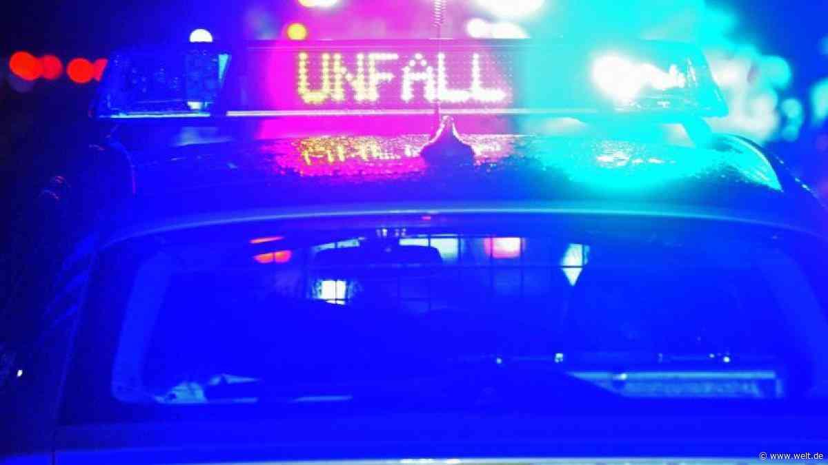 Unfall bei Neustadt an der Orla: Eine Tote - DIE WELT