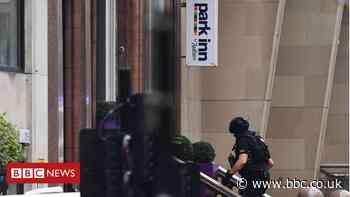 Glasgow hotel stabbing victim forgives attacker