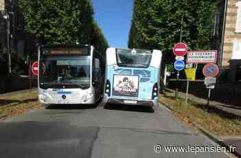 Yvelines : le nouveau tracé des bus au Chesnay-Rocquencourt validé - Le Parisien