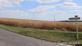 L'enquête publique sur le projet de parc éolien de Rocquencourt-Sérévillers ouverte jusqu'au 31 juillet - Courrier picard