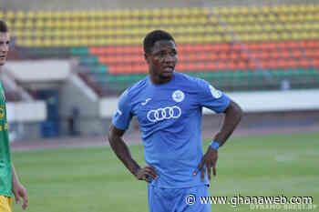 Joel Fameyeh recovers from coronavirus, features for Orenburg against CSKA Moscow - GhanaWeb