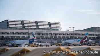 Corona-Newsblog: Stuttgarter Flughafen verzeichnet großes Minus