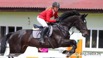 Olympic Training Center for Equestrian Sports and Horse Breeding in Ratomka - Belarus News (BelTA)