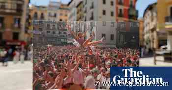The non-running of Pamplona's bulls – in pictures