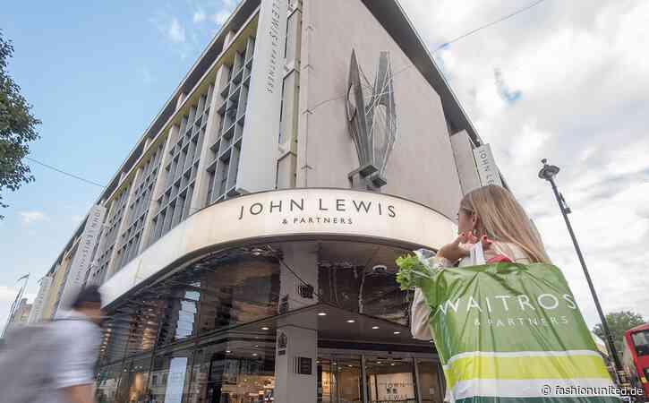 John Lewis: acht Geschäfte schließen dauerhaft