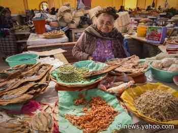 The food in Oaxaca, Mexico is rated a must for gourmet travelers - Yahoo News