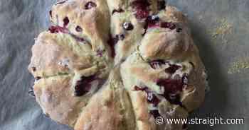 Got starter? Make the Boreal Gourmet's delicious sourdough berry scones - Straight.com