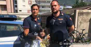 Bolzano, bimba autistica salvata dal fiume Isarco - Alto Adige