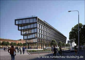 Sanvartis sichert sich über 3.000 Quadratmeter Bürofläche im Mercator One in Duisburg - Rundschau Duisburg