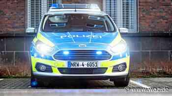 Drei Jugendliche brechen in Duisburg-Beeck in Schule ein - WAZ News