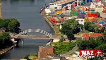 Millionenprojekt in Duisburg: Büros am Vincke-Kanal geplant - WAZ News
