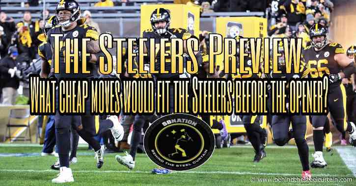 Podcast: What trades or cheap additions could the Steelers explore before camp?