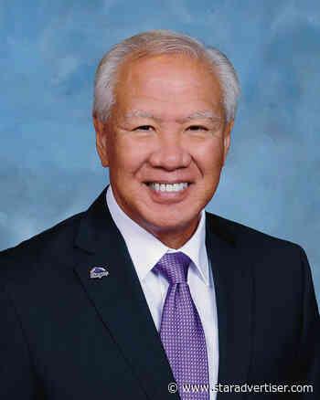 Bill would make Rep. Takayama eligible to run for Sen. Harimoto's seat