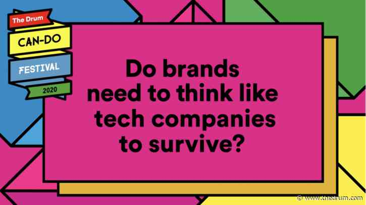 Do brands need to think like tech companies to survive?