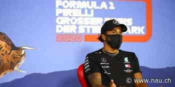 Lewis Hamilton wünscht sich Sebastian Vettel weiter in der Formel 1 - Nau.ch