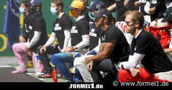 Kein Tributhelm für NFL-Spieler: Lewis Hamilton fürchtete Konsequenzen - Formel1.de
