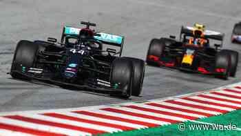 Formel 1: Irres Finish in Spielberg - Erneuter Wirbel um Lewis Hamilton - Westfälischer Anzeiger
