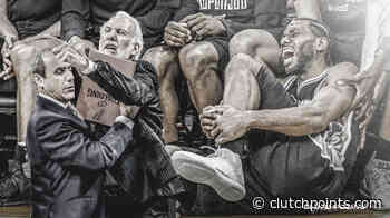 Biggest Scandals and Controversies In San Antonio Spurs History - ClutchPoints