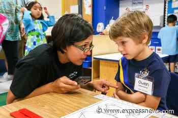 San Antonio area's only 'year-round' neighborhood school will open virtually - San Antonio Express-News