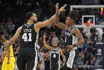 Trey Lyles deserves to have a future with the San Antonio Spurs - Air Alamo