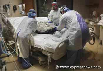 Rachel Maddow: San Antonio has more COVID-19 hospitalizations than New York City - San Antonio Express-News