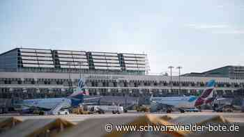Corona-Newsblog: Passagierzahlen am Stuttgarter Flughafen brechen ein