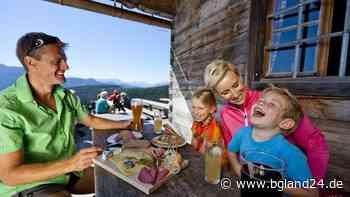 Berchtesgaden: Berchtesgaden als familienfreundlichstes Reiseziel gekürt - bgland24.de
