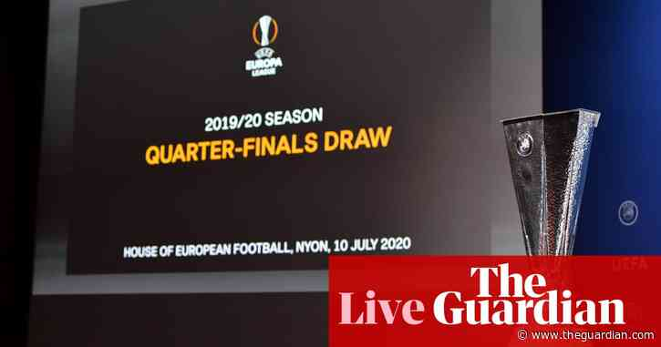 Europa League 2020: quarter-final and semi final draw – live!