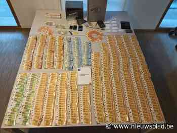 Huiszoekingen in drugsonderzoek: Antwerpse politie neemt grote som geld in beslag