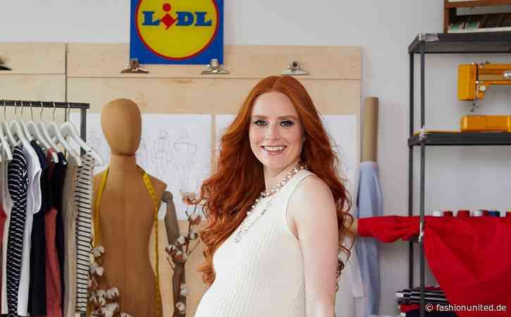 Lidl und Model Barbara Meier entwerfen nachhaltige Kollektion