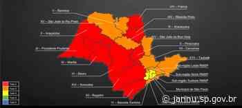 Jarinu esta na fase vermelha do Plano São Paulo - Prefeitura Municipal de Jarinu