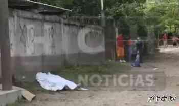 A balazos ultiman un joven en aldea La Jutosa, Choloma - hch.tv