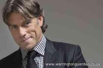 John Bishop postpones Parr Hall show