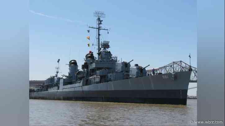 EBR Mayor Broome declares Friday, July 10 'USS KIDD Day'