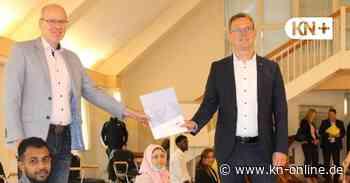 In Rendsburg werden Flüchtlinge zu Pflegern ausgebildet - Kieler Nachrichten
