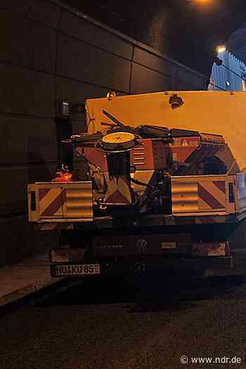 Rendsburg: Kanaltunnel wird voll gesperrt - NDR.de