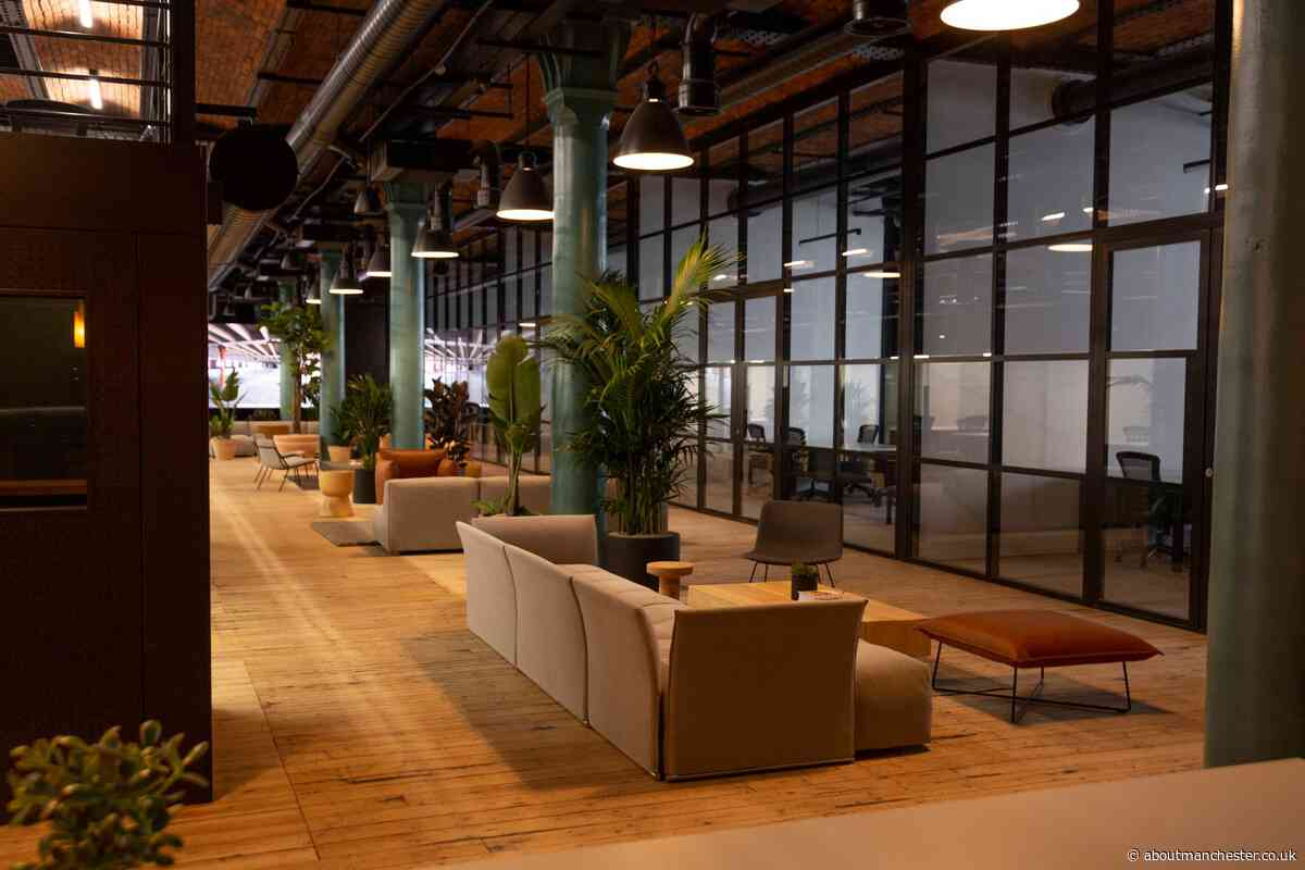 All Work and Social launches Department, the customisable workplace concept - About Manchester