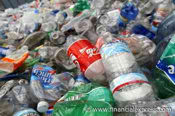 Everyday household plastic products their impact on environment