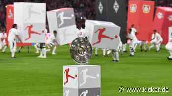 Neue Bundesliga-Saison beginnt am 18. September