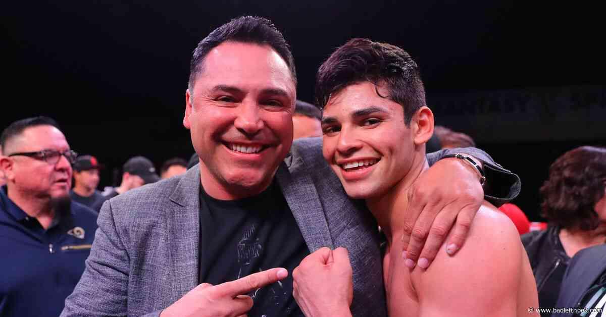 Ryan Garcia dares Golden Boy to release him from contract - Bad Left Hook