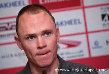 Froome to leave Ineos for Israeli team after golden decade - The Jakarta Post - Jakarta Post