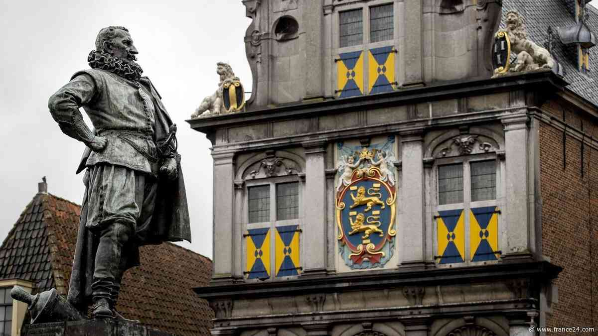 Dutch 'golden age' statue stirs ghosts of colonial past - FRANCE 24