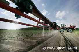 Druklogger-eis voor Agrifac-HTA eraf
