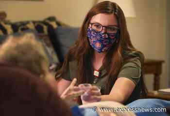 The coronavirus turns San Antonio teen into a home health aide - and an 'invisible' hero - San Antonio Express-News