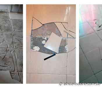 Propietarios en el residencial Ciudad Pablo Mella Morales se quejan de constructora - El Nuevo Diario (República Dominicana)