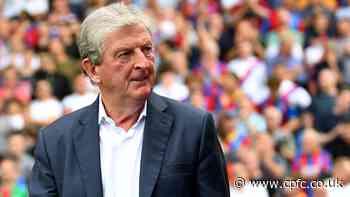 Hodgson issues prediction for Palace's Villa clash