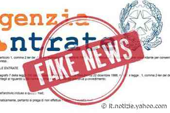 Un trojan nell'allegato della posta in grado di acquisite i dati sensibili dei cittadini - Yahoo Notizie