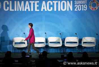 Clima, allarme Onu: nel 2020-24 temperature più alte di un grado - askanews